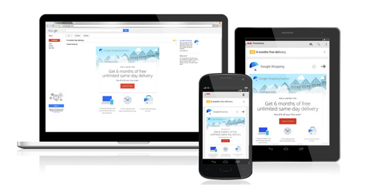 Gmail dla hoteli